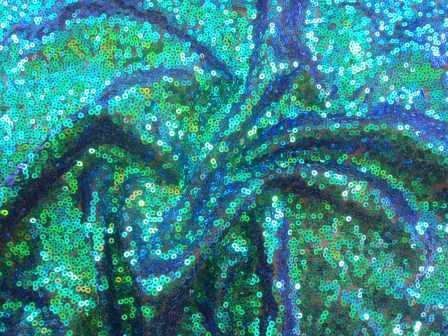 green/blue sequin blitz