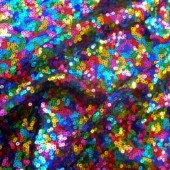 multi rainbow sequin blitz