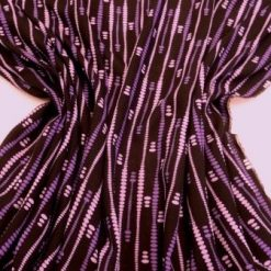 purple viscose