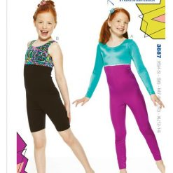 Kwik Sew Sewing Pattern 3887