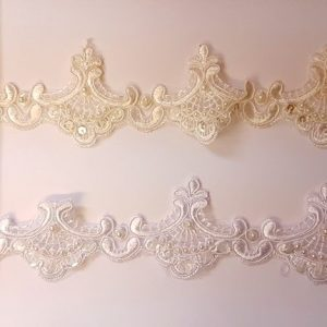 Loving Lace Beaded Trim