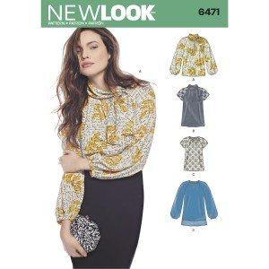 New Look Pattern 6471