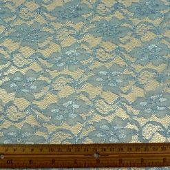 Bethany Floral Lace Fabric