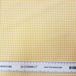 3mm Yellow Gingham