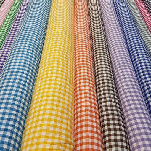 6mm Gingham Fabric