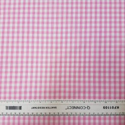 6mm Pink Gingham