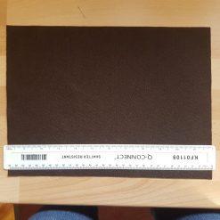 Brown 12x9 Felt Squares