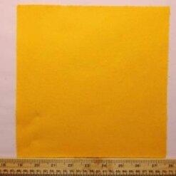 gold felt square 9 x 9