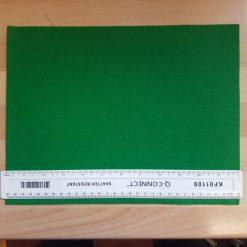 Emerald 12x9 Felt Squares