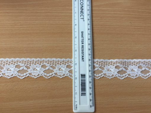 Greece Lace Trim Ivory