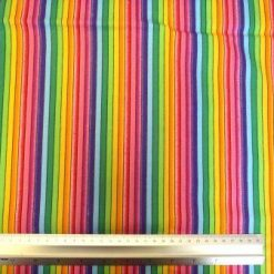 Happy stripe cotton