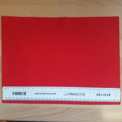 Red 12x9 Felt Squares