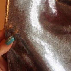 Foiling Lycra Metallic
