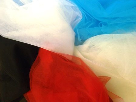 tulle soft net fabric
