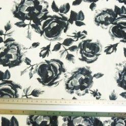 Chiffon Charcoal Rose