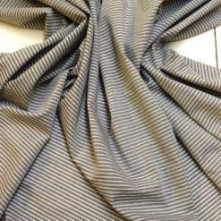 grey stripe shirting