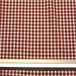 Tartan Shirting Fabric McSutton