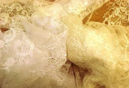 Lace Fabric Serenity