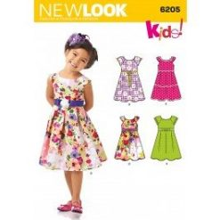 New Look Pattern 6205