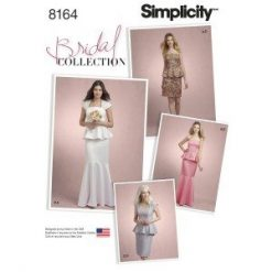 Simplicity Pattern 8164