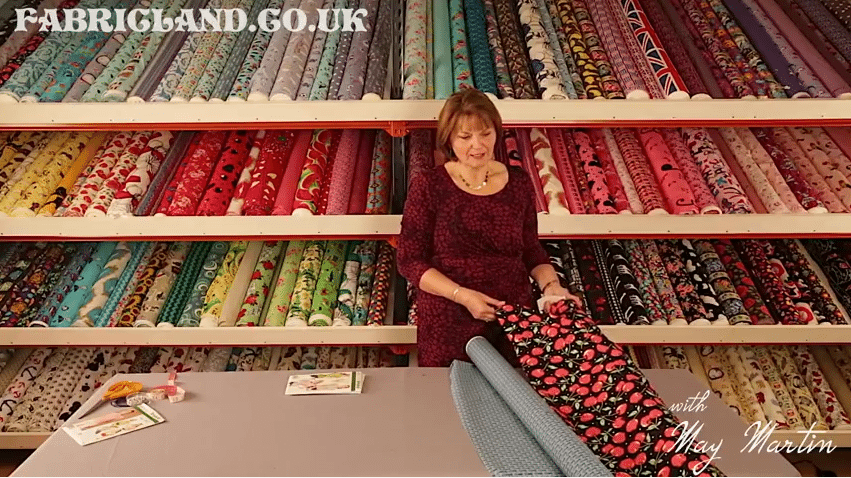 May Martin Vintage Fabrics