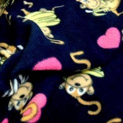 monkey fleece