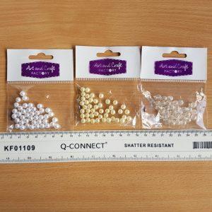 6mm Round Beads