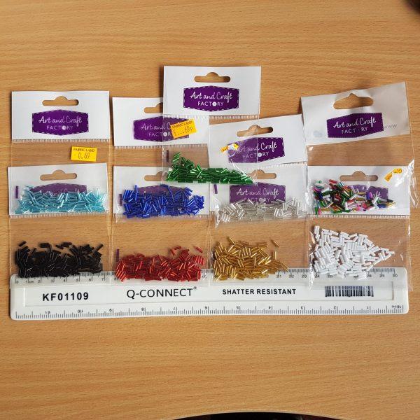 Bugle Beads