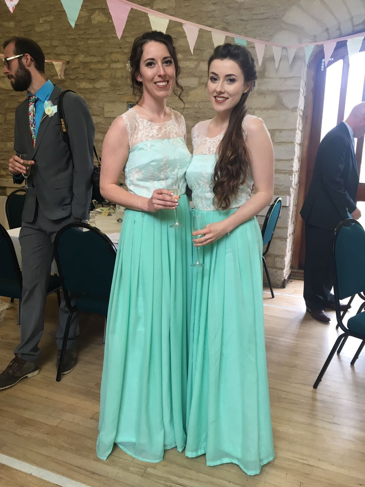 Bridesmaid Dresses made with Satin Fabric