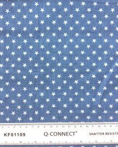 saxe Cotton Chambrey Stars