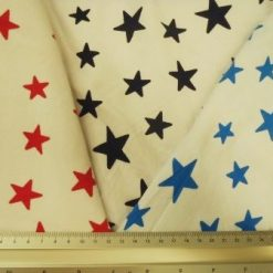 T-shirting Fabric Stars