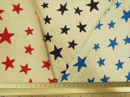 T-shirting Fabric Stars