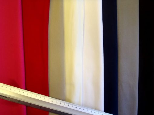 Cotton Spandex Twill Fabric