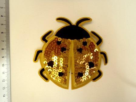 sequin ladybird
