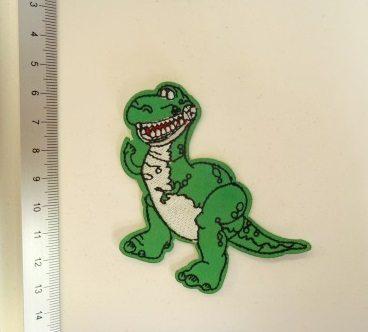 t-rex motif