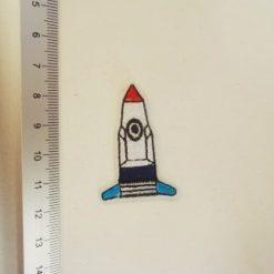 rocket motif