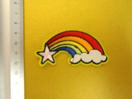 rainbow motifs