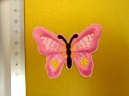 butterfly motif