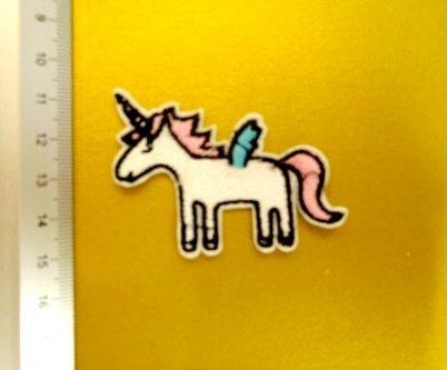 unicorn motif
