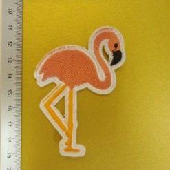 flamingo motif