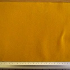 yellow felt rectangle