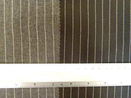 pin stripe suiting