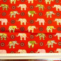 red karma elephants