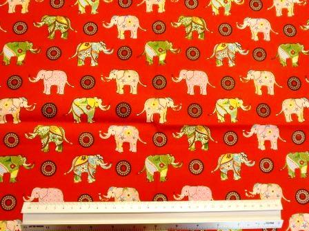 red karma elephants