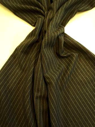 grey johnny pin stripe