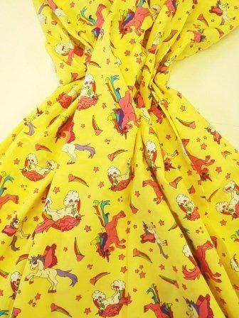 yellow unicorns