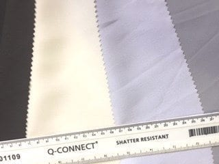 Polyester Plain Georgette Fabric Length