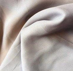 silver georgette