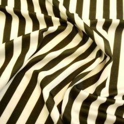 Lycra Fabric Stripes