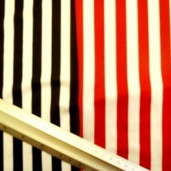 Lycra Fabric Stripes